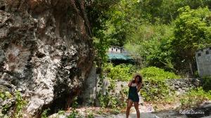Ruins beside Sawang Camp