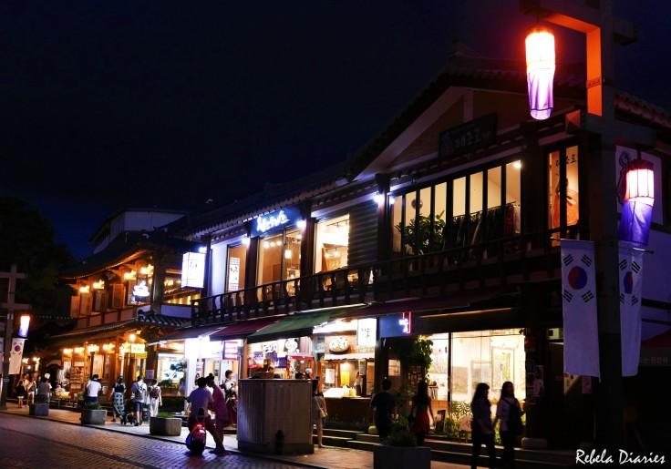Jeonju Food Street