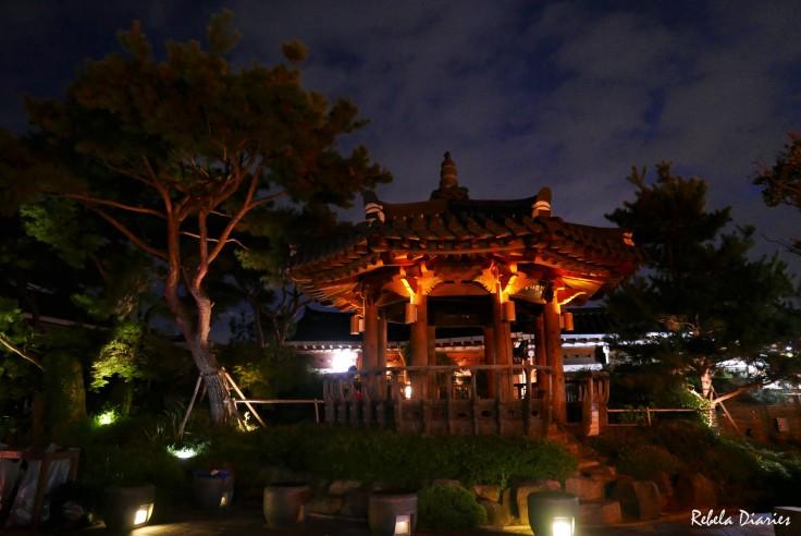 Jeonju pagoda
