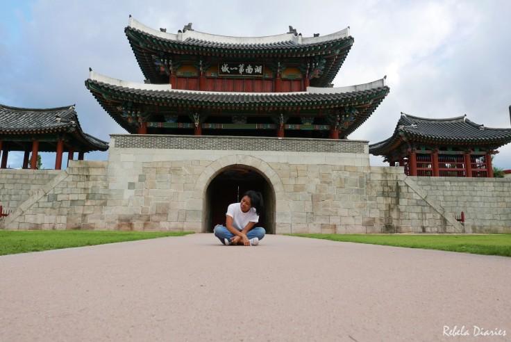 Jeonju Pungnam Gate