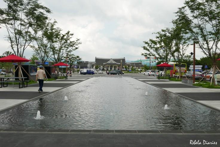 Jeonju station park
