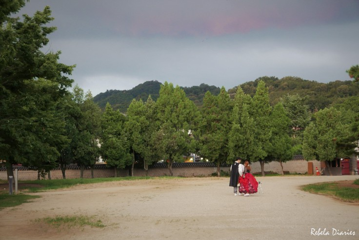 Lovers in Jeonju 2