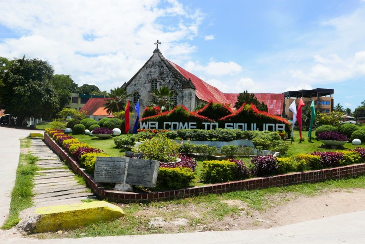 St Francis Church Siquijor