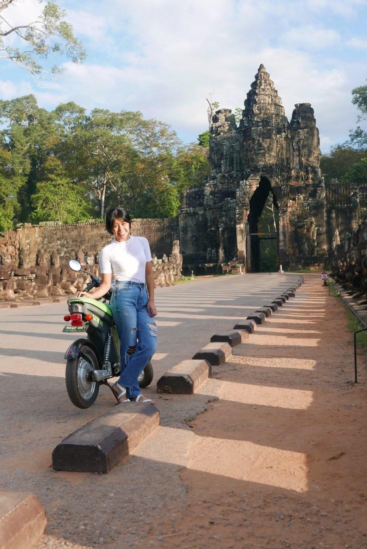 South Gate Angkor Wat