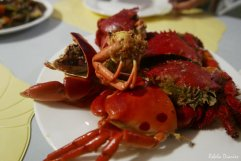 Magalawa Island dinner
