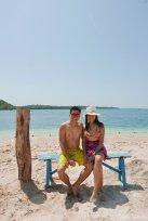 Magalawa Island sandbar