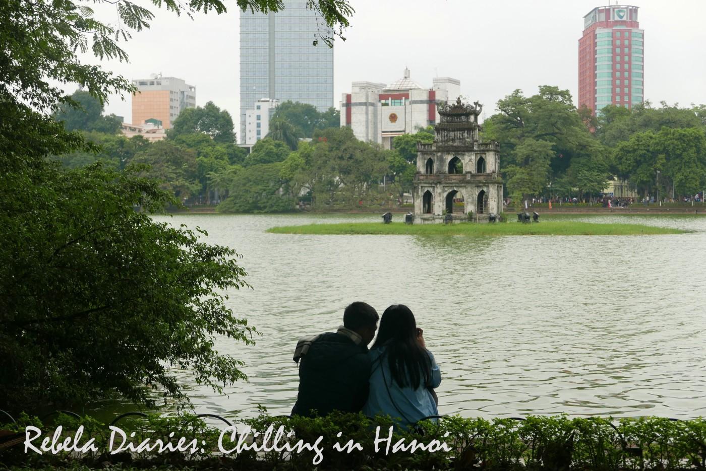 Autumn in Hanoi