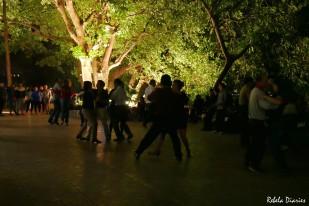 Ballroom dancing Hoan Kiem