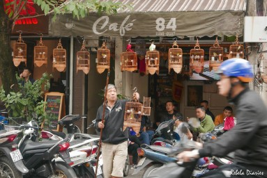 Where to drink coffee in Hanoi