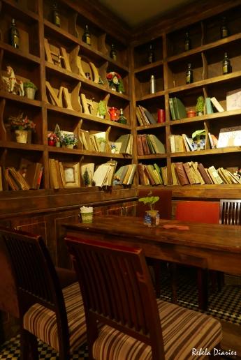 Coffee shop near West Park Hanoi