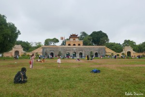 Imperial Citadel Hanoi day