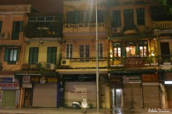 Until what time are shops in Hanoi