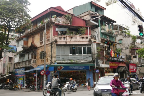 Houses in Hanoi