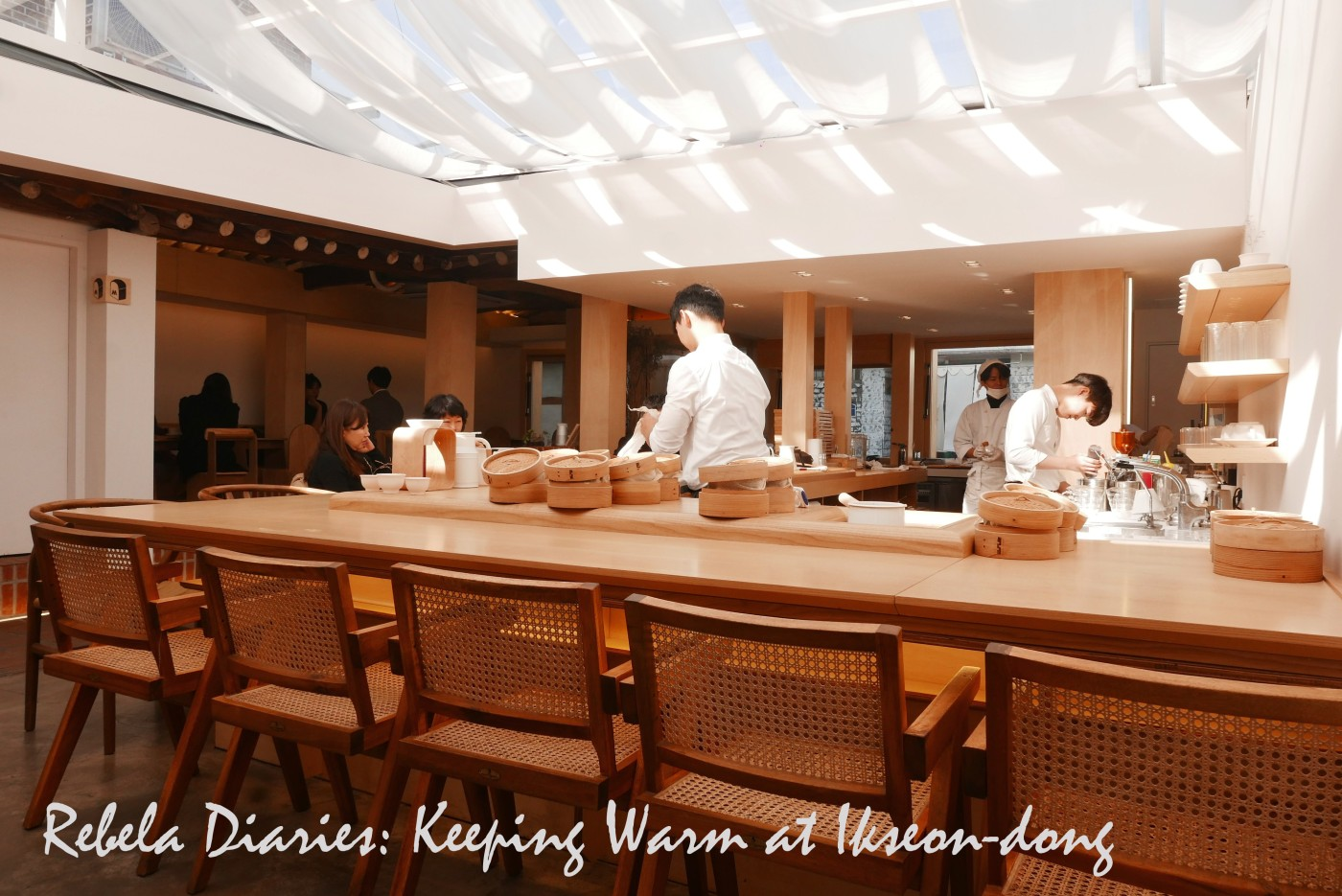 Ikseondong: Seoul's Hanok Cafe District