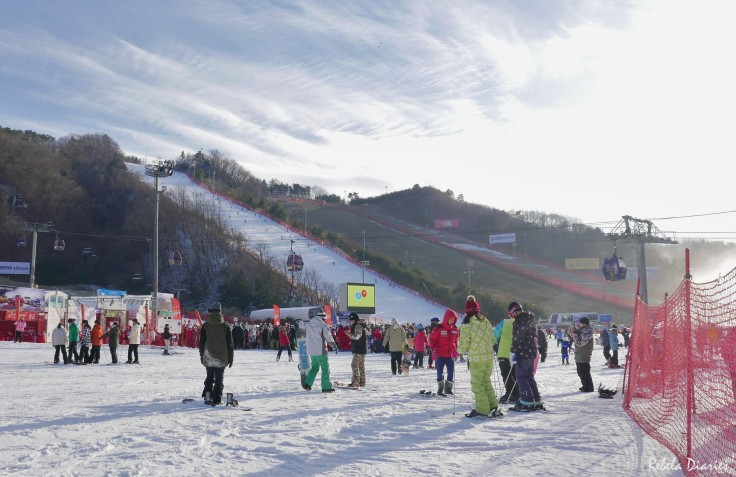 Vivaldi Ski World Daemyung Resort, Gangwon Province