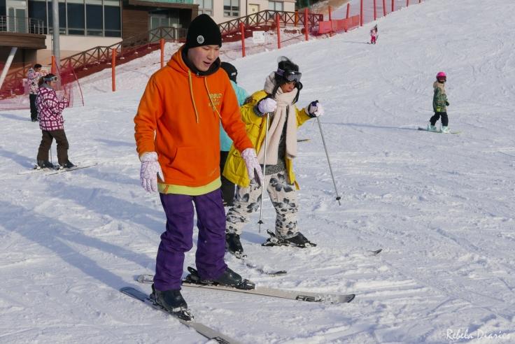 Skiing lessons Vivaldi