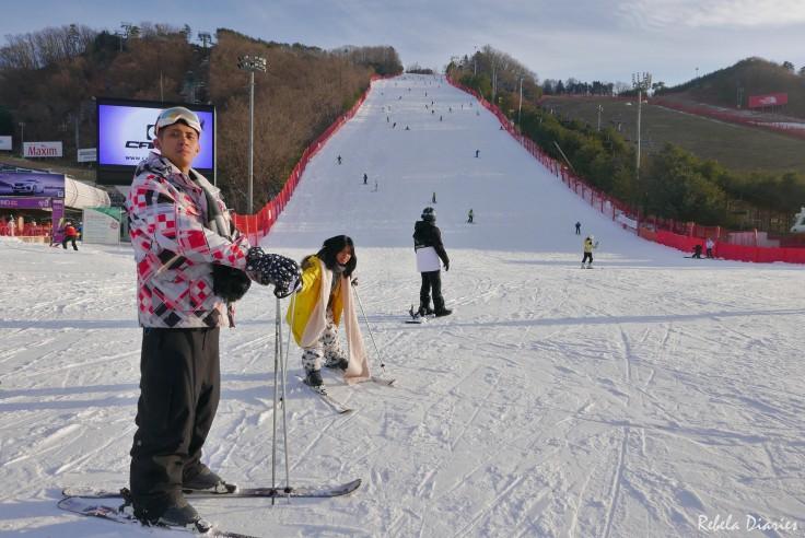 Vivaldi Park ski slope