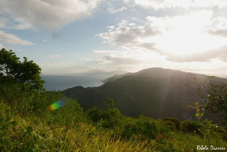 Mt. Mag-Asawang Bato Viewpoint