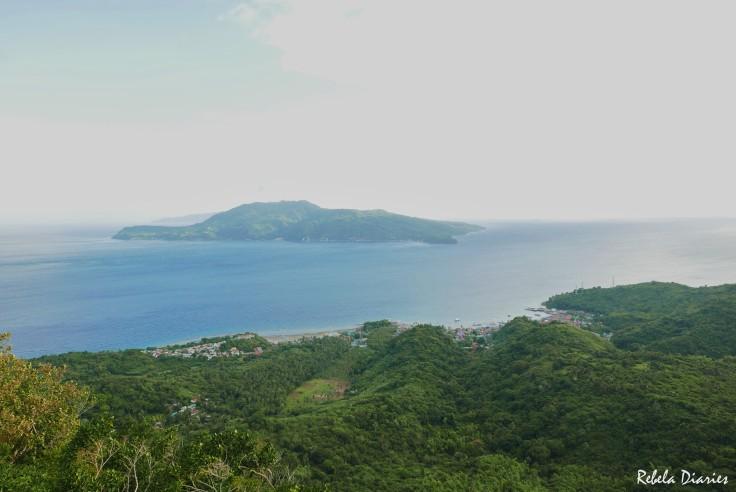 Mt. Mag-Asawang Bato, Tingloy, Batangas
