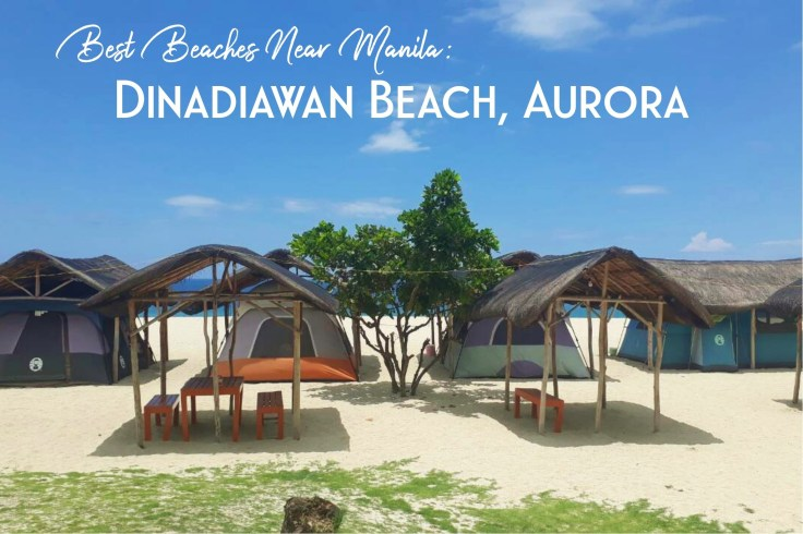 Dinadiawan Beach Aurora
