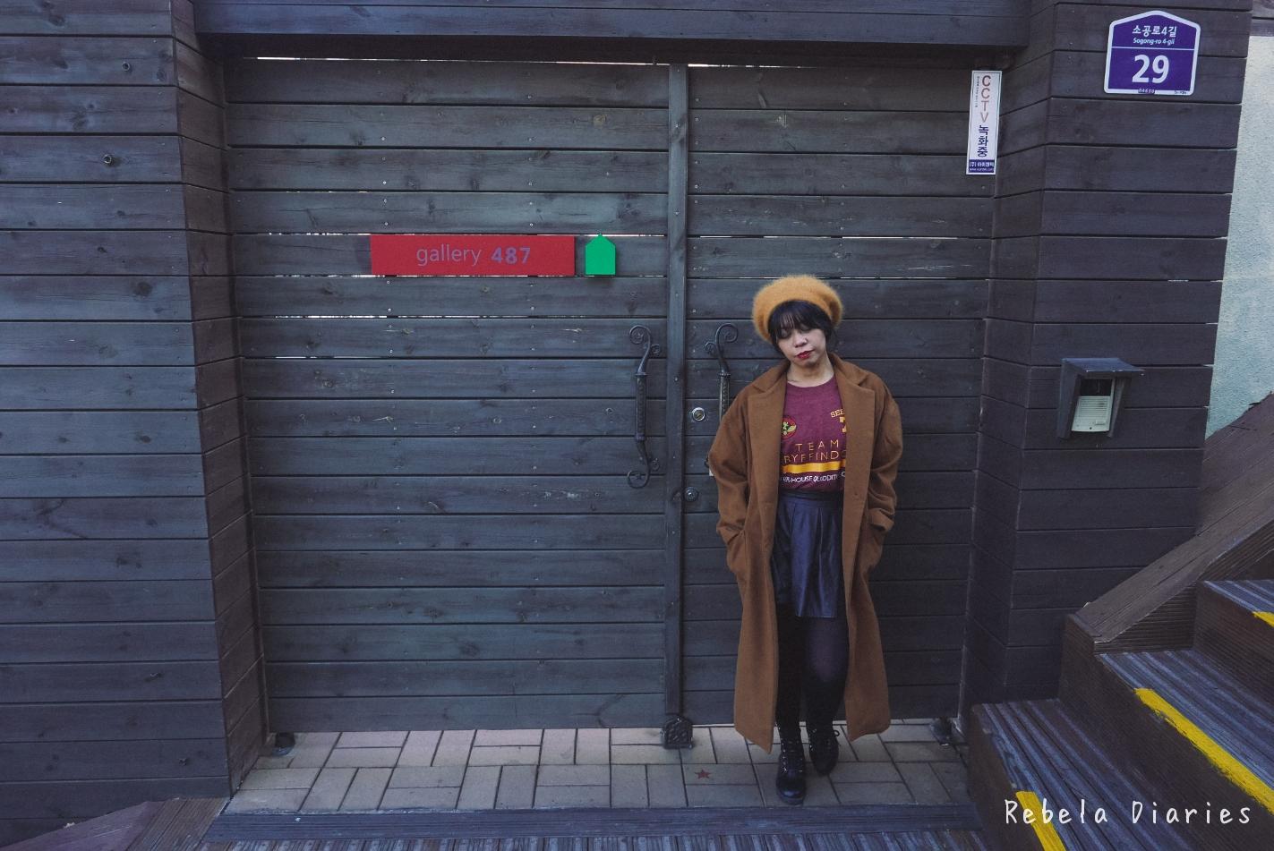 Rebela Diaries: Legend of the Blue Sea Filming Location Heo Joon Jae's House