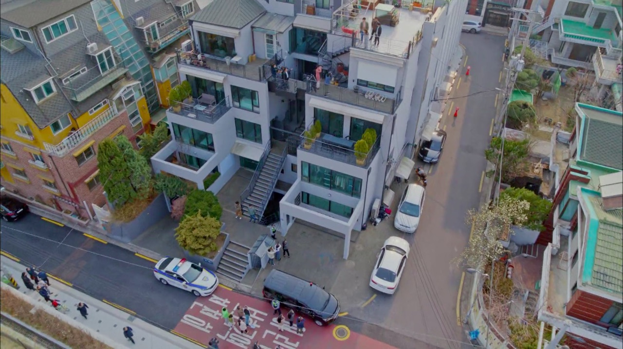 Kdrama Filming Location: Her Private Life at Rebela Diaries