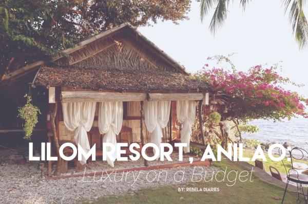Lilom Resort, Anilao Batangas